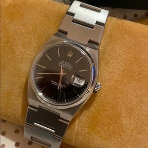 Authentic Rolex Swiss Made Oyster watch